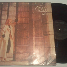 DISC VINIL - TONY WILLE/PRIVILEGE - Muzica Blues electrecord