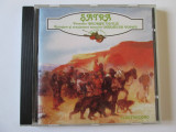 CD 1999 ELECTRECORD SATRA FORMATIA GEORGE UDILA/ARANJAMENTE M.VOICU EDC 319