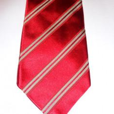 Cravata din matase Kiton originala, Culoare: Din imagine, Dungi