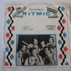 VINIL SINGLE FORMATIA DE MUZICUTE RITMIC IN STARE BUNA - Muzica Populara electrecord
