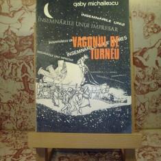 Vagonul de turneu - Gaby Michailescu