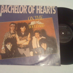 DISC VINIL - BACHELOR OF HEARTS, electrecord