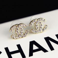 Cercei Eleganti Chanel - Cercei Fashion