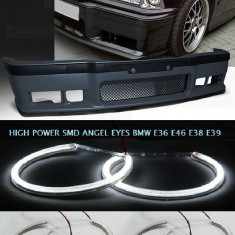 Bara fata M3 BMW E36 si angel eyes SMD HIGH POWER (480 led) - Bara Fata Tuning Diederichs, 3 (E36) -[1990 - 1998]