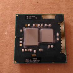 INTEL CORE I5-520M SLBU3 2.4GHz 3mb Cache Socket G1 - Procesor laptop