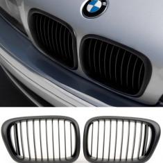 Grile negre BMW Seria 5 E39 - Grila, 5 Touring (E39) - [1997 - 2004]