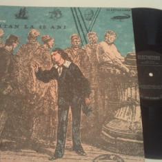 DISC VINIL - jules verne/capitan la 15 ani - Muzica pentru copii electrecord
