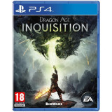 Dragon Age Inquisition PS4, sigilat (transport inclus la plata in avans), Role playing, 18+, Multiplayer