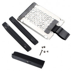 Caddy suport + cauciucuri + capac HDD hard disk Lenovo IBM T60 T61 T60p 14