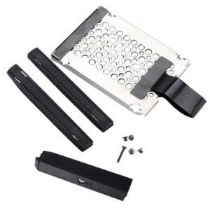 Caddy suport + cauciucuri + capac HDD hard disk Lenovo IBM T60 T61 T60p 14