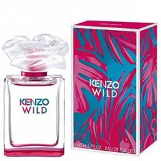 Kenzo Wild EDT 50 ml pentru femei - Parfum femeie Kenzo, Apa de toaleta