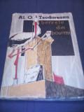 BERZELE DIN BOURENI-AL.O.TEODOREANU,EDITURA TINERETULUI 1957