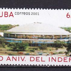 Cuba 2001 sport MI 4336 MNH w26 - Timbre straine, Nestampilat