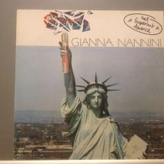 GIANNA NANNINI - CALIFORNIA (1979/ METRONOME REC/RFG)- Vinil/Vinyl/IMPECABIL/POP - Muzica Pop universal records