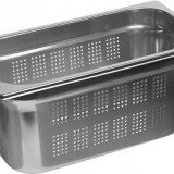 Container inox perforat GN 1/2-150 mm, 9.5 litri