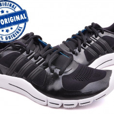 Adidasi barbat Adidas Adipure 360.2 - adidasi originali - running - alergare - Adidasi barbati, Marime: 39 1/3, 40, Culoare: Negru, Textil