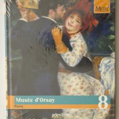 Colectia Marile Muzee ale Lumii - Musee d'Orsay Nr. 8 - sigilata - Album Muzee