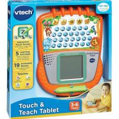 Tableta educativa pentru copii VTECH - OKAZIE - Jocuri Logica si inteligenta Vtech, 4-6 ani, Unisex