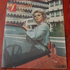 Revista Femeia - anul XLI nr 10 octombrie 1988 / 24 pagini