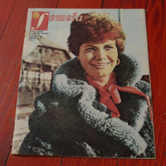 Revista Femeia - anul XLII nr 2 februarie 1989 / 24 pagini !!!