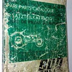Catalogul pieselor de schimb pentru TRACTOR UNIVERSAL 800 si 800 DT - Carti auto