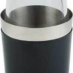 Boston shaker culoare neagra 800ml
