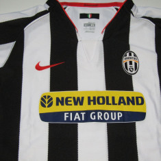 Tricou NIKE fotbal - JUVENTUS TORINO - Tricou echipa fotbal, Marime: XS, Culoare: Alta, De club, Maneca scurta