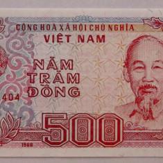 Vietnam 500 dong 1988 UNC ** - bancnota asia