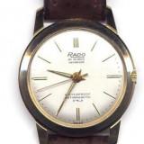 Ceas RADO original-mecanic -de colectie-stare exceptionala - Ceas barbatesc Rado, Elegant, Piele, Analog