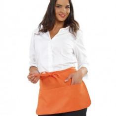 Sort scurt PUB, culoare portocalie