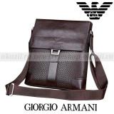 GIORGIO ARMANI - Geantă  de umăr Business Lux