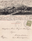 Darste (Brasov, Kronstadt ) - Fabrica- clasica,  rara, Circulata, Printata