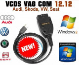 Ultima versiune 2014!! VAG COM VCDS 12.12 HEX CAN  FULL ACTIVAT PACHET COMPLET