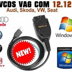 Ultima versiune 2014!! VAG COM VCDS 12.12 HEX CAN FULL ACTIVAT PACHET COMPLET - Interfata diagnoza auto