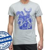Tricou barbat Adidas Originals Bear BBall - tricou original - Tricou barbati Adidas, Marime: M, L, Culoare: Gri, Maneca scurta, Bumbac
