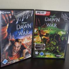 Joc PC Thq - Warhammer 40k Dawn Of War+Dark Crusade (Joc Original Limba Germana) #74, Actiune, 16+, Single player