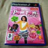 Joc Pom Pom Party, Eye Toy, PS2, alte sute de jocuri!