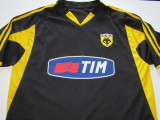 Tricou fotbal AEK ATENA (nr. 21 KATSOURANIS), XL, Din imagine, De club