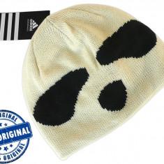 Caciula Adidas Winter - caciula originala, Alb, Fes