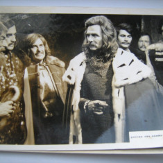 Fotografie originala, film romanesc, Stefan cel Mare, 16,5/12, George Constantin, Necirculata