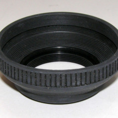 Parasolar guma 49 mm(79) - Parasolar Obiectiv Foto