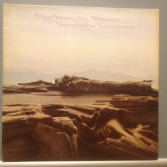 THE MOODY BLUES - SEVENTH SOJOURN (1972/ DECCA REC/RFG ) - Vinil/Vinyl, universal records