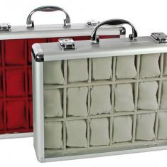 Aluminium valiza SAFE pentru 18 ceasure