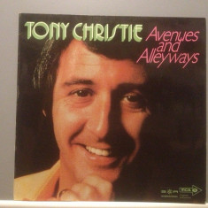 TONY CHRISTIE - AVENUES AND ALLEYWAYS(1973/ MCA REC /RFG) - Vinil/IMPECABIL - Muzica Pop emi records