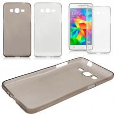 Husa Samsung Galaxy Grand Prime Gel Fumurie - Husa Telefon Samsung, Gel TPU