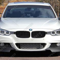 Prelungire difuzor spoiler splittere bara fata M Pachet BMW F30 F31