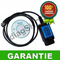 Fiat Scanner - Interfata Diagnoza Fiat, Alfa Romeo, Lancia - Garantie - Interfata diagnoza auto