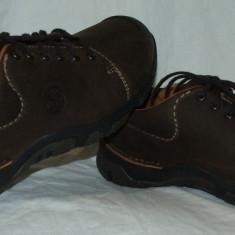 Pantofi TIMBERLAND WATERPROOF - Pantofi barbat Timberland, Marime: 41, Culoare: Maro, Piele naturala