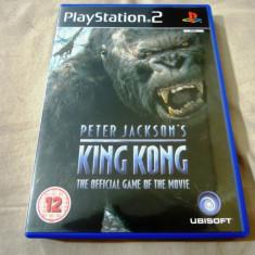 Joc Peter Jackson's King kong, PS2, original, alte sute de jocuri! - Jocuri PS2 Altele, Actiune, 3+, Single player