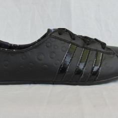 Adidas Neo Label Ortholite originali, marime 36 (22 cm) - Tenisi dama, Culoare: Negru